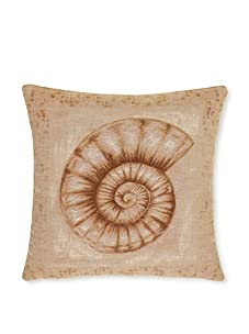 """Corona Decor Co. By the Sea Collection 18"""" Pillow (Taupe/Brown)"""