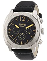 Esprit Chronograph Black Dial Men's Watch ES106391001