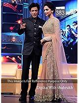 Bollywood Replica Saree Of Deepika AE-383