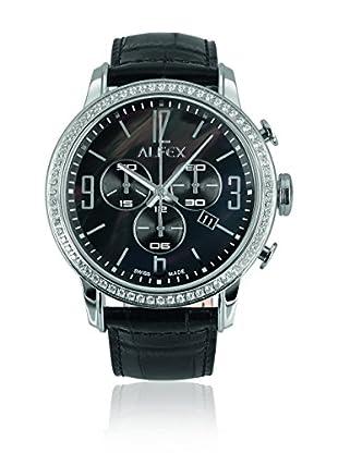 Alfex Uhr mit schweizer Quarzuhrwerk Woman Alfex 44 mm