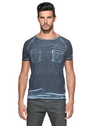 Diesel Camiseta Estia (Azul)