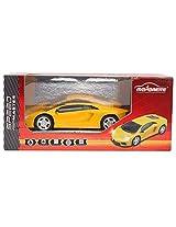 Majorette Ferrari 20 speed master R/C car yellow