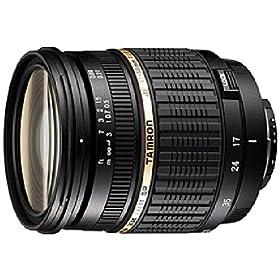 【クリックで詳細表示】Amazon.co.jp|TAMRON 大口径標準ズームレンズ SP AF17-50mm F2.8 XR DiII キヤノン用 APS-C専用 A16E|カメラ・ビデオ通販