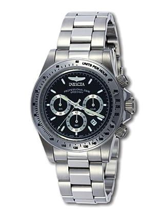 Invicta 9223 - Reloj cronógrafo caballero negro