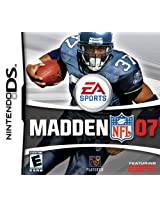 Madden NFL 07 - Nintendo DS
