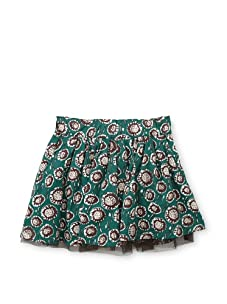 Imoga Girls 7-16 Alli Skirt with Tulle Detail (Pansy)