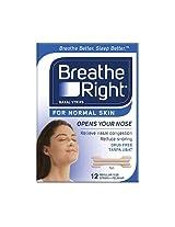 Breathe Right Nasal Strips- 12 Regular Size