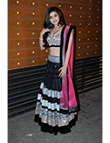 Alia Bhatt at 58th Film Fare Award Wearing Manish Malhotra's Designer Lehngha