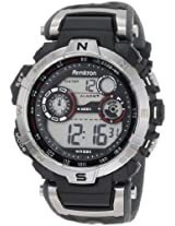 Armitron Sport 408231RDGY Digital Men's Watch