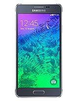 Refurbished Samsung Galaxy Alpha SM-G850Y (Black)