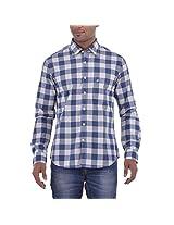 Barrier Reef Men's Slim Fit Shirt(Granite,M)