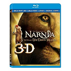 Chronicles of Narnia: Voyage of the Dawn Treader (3D)