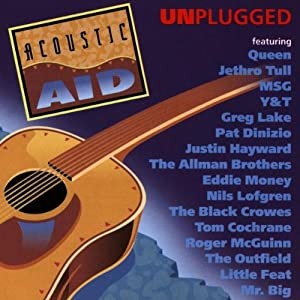 Acoustic Aid - Unplugged