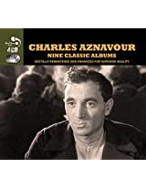 Charles Aznavour -  9 Classic Albums (4Cd)