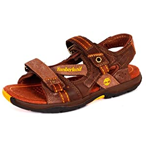 Earthkeepers Canobie Brown Sandal by Timberland