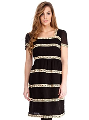 Almatrichi Vestido Alma Bazar (negro)
