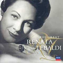 Great Renata Tebaldi (Multipak)