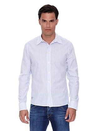 Pepe Jeans London Camisa Holton (Azul / Blanco)