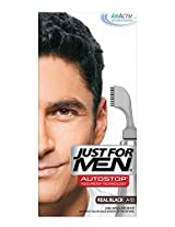 JUST FOR MEN Autostop Hair Color, Real Black