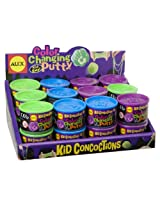 ALEX® Toys - Experimental Play Color Changing Putty (1 oz container)