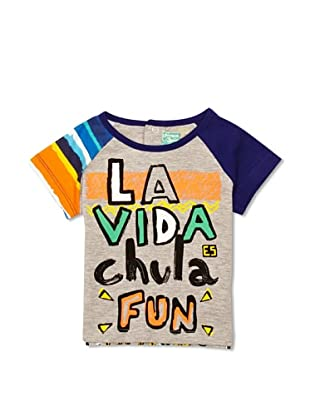 Desigual Camiseta Carolina (Gris)
