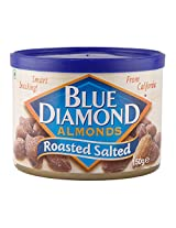 Blue Diamond Almonds, Roasted Salted, 150g