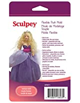 Sculpey Push Mold -Woman