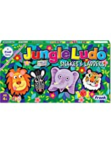 Frank Jungle Ludo, Snakes and Ladders