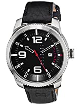 Tommy Hilfiger Analog Black Dial Men's Watch - TH1791014J