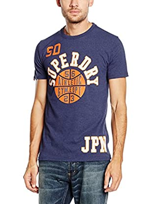 Superdry T-Shirt Manica Corta Slam Dunk