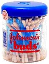 Johnson's Baby Cotton Buds (150 count)