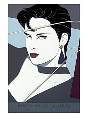 Patrick Nagel: Commemorative #11
