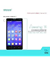 Nillkin 9H Hardness Tempered Glass Screen Protector for Huawei Honor 3C - Retail Packaging - Transparent
