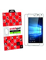 Scratchgard Ultra Clear Protector Screen Guard for Microsoft Lumia 650