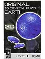 3D Crystal Puzzle - Earth
