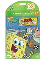 LeapFrog Tag Junior Software Spongebob New
