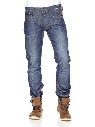 Replay Pantalón Crenshaw (Azul)