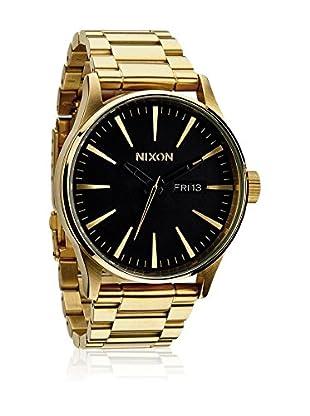 Nixon Uhr mit japanischem Quarzuhrwerk Man A356-2069 42.0 mm