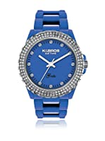 K&Bros  Reloj 9552 (Azul)