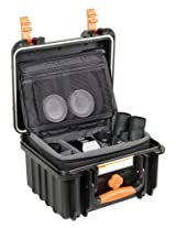 Vanguard Supreme 27D Heavy Duty Waterproof and Dustproof Professional Hard case with Removable Divider Bag Interior