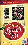 Anchor Stitch Kit - Blossom Roses