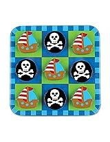 Stephen Joseph toys Pirate Magnetic Tic Tac Toe Set