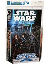 Dark Horse Comics Star Wars Obsession Comic Pack with Anakin Skywalker and Durge 3-3/4 Inch Scale Action Figures