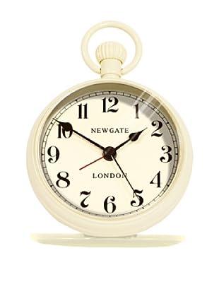 Newgate Regulator Alarm Clock , Cream