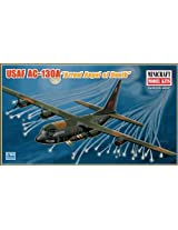 """Minicraft Models AC-130A """"Azrael Angel Of Death"""" 1/144 Scale"""