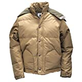 Down Sierra Jacket 7951: Vintage Tan