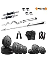 Kore 70KG Combo 2-WB Home Gym