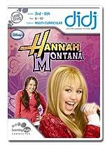 Leapfrog Didj Custom Learning Game Hannah Montana