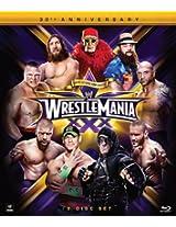 WWE: WrestleMania XXX (Amazon Exclusive with Chrome Trading Card + WWE Book) [Blu-ray]