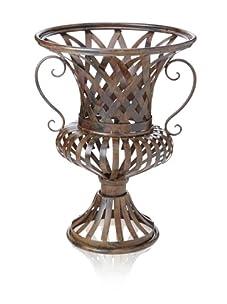 Venezia Wrought Iron Urn (Iron)